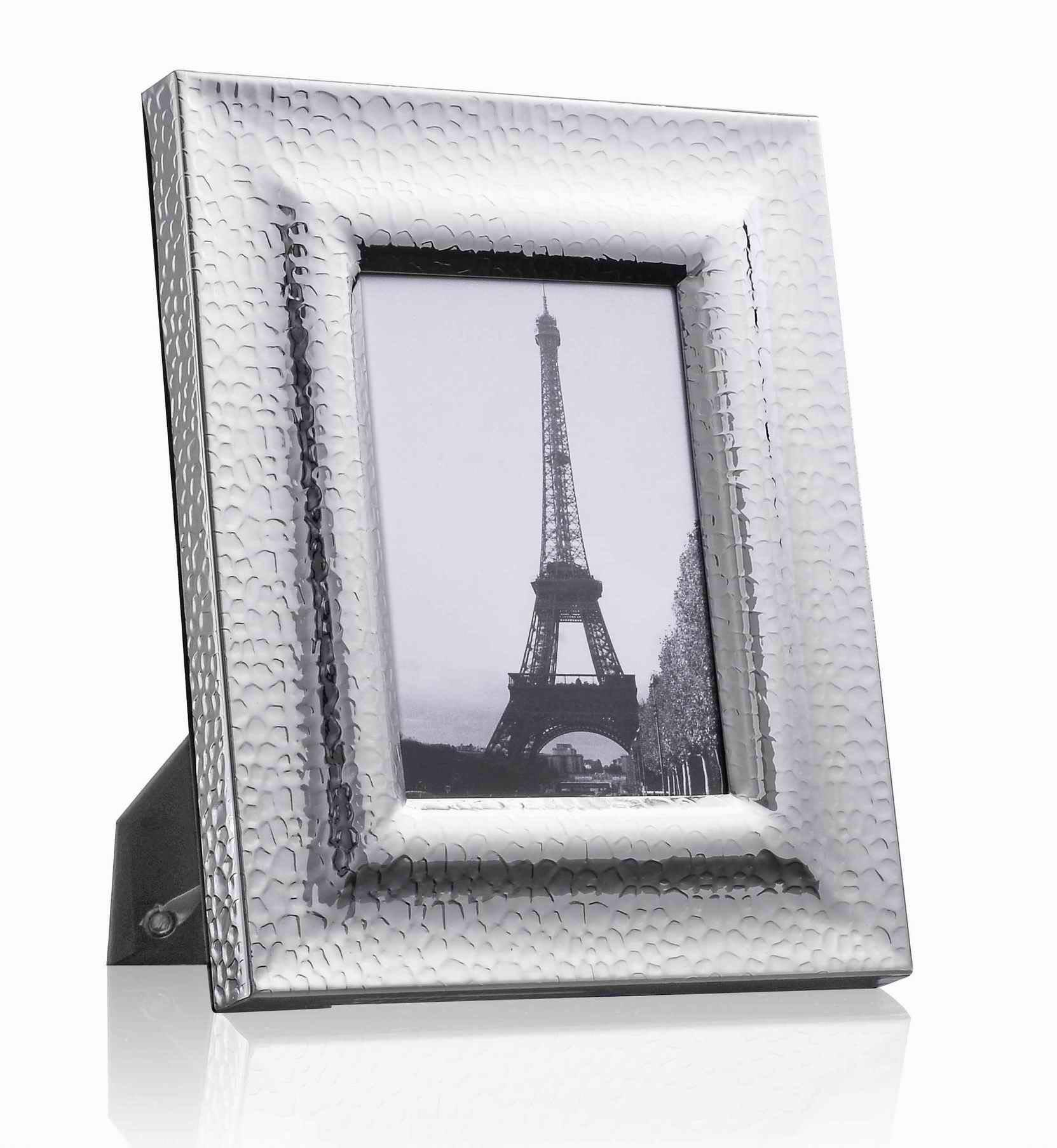 4x6 Silver Picture Frames