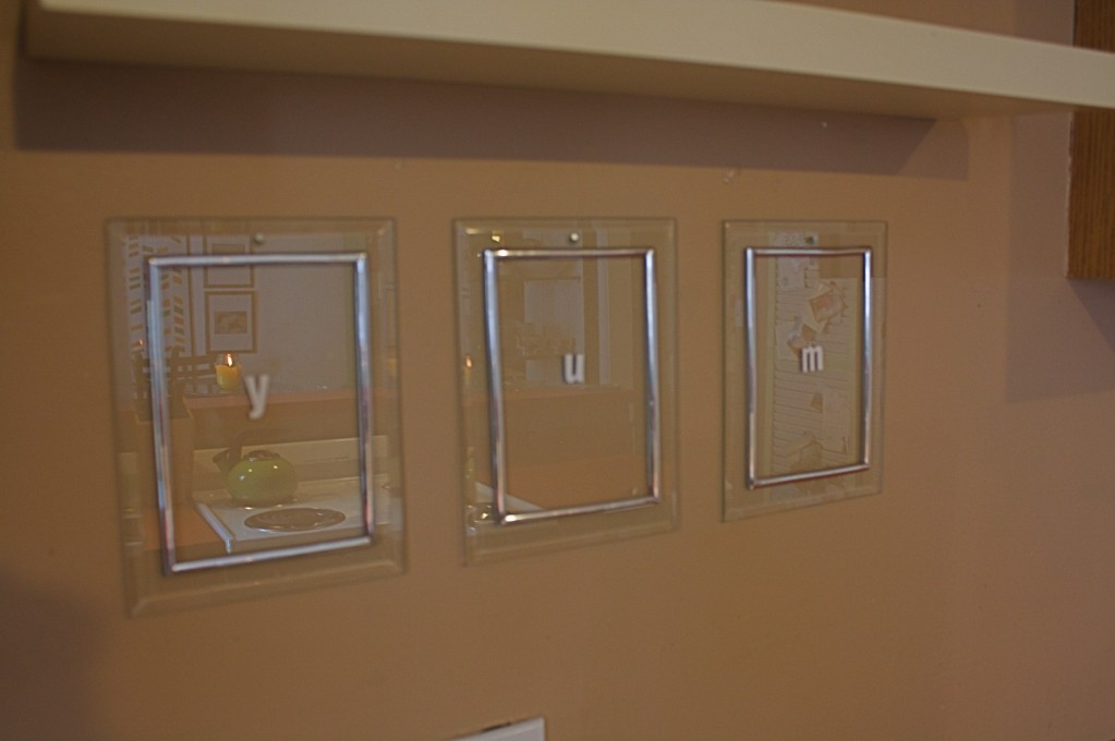 all glass floating picture frames