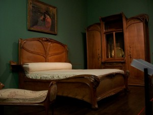Antique Art Deco Bedroom Furniture
