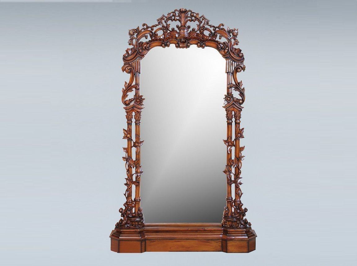 Antique Standing Mirrors