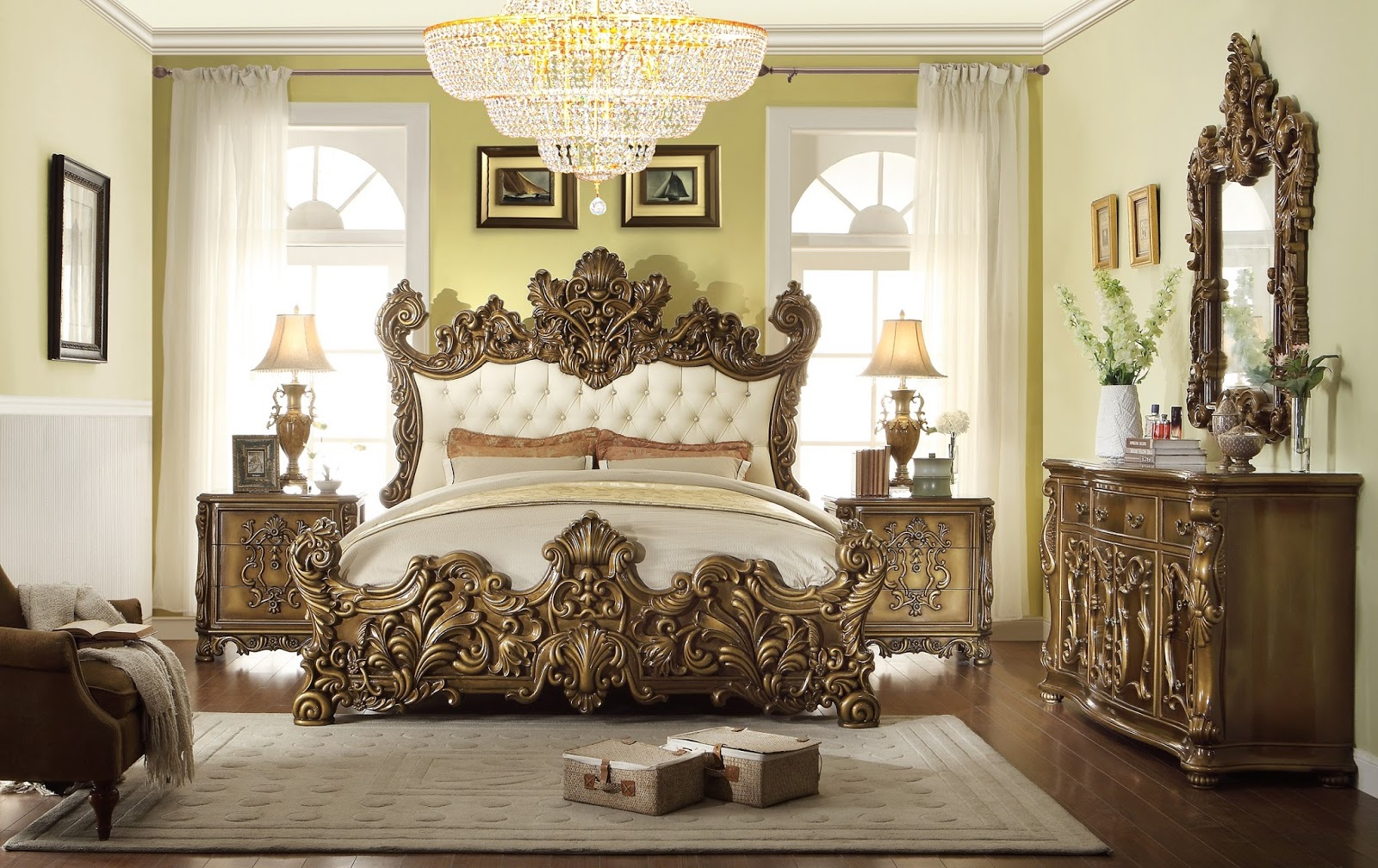 Bon Antique Victorian Bedroom Furniture