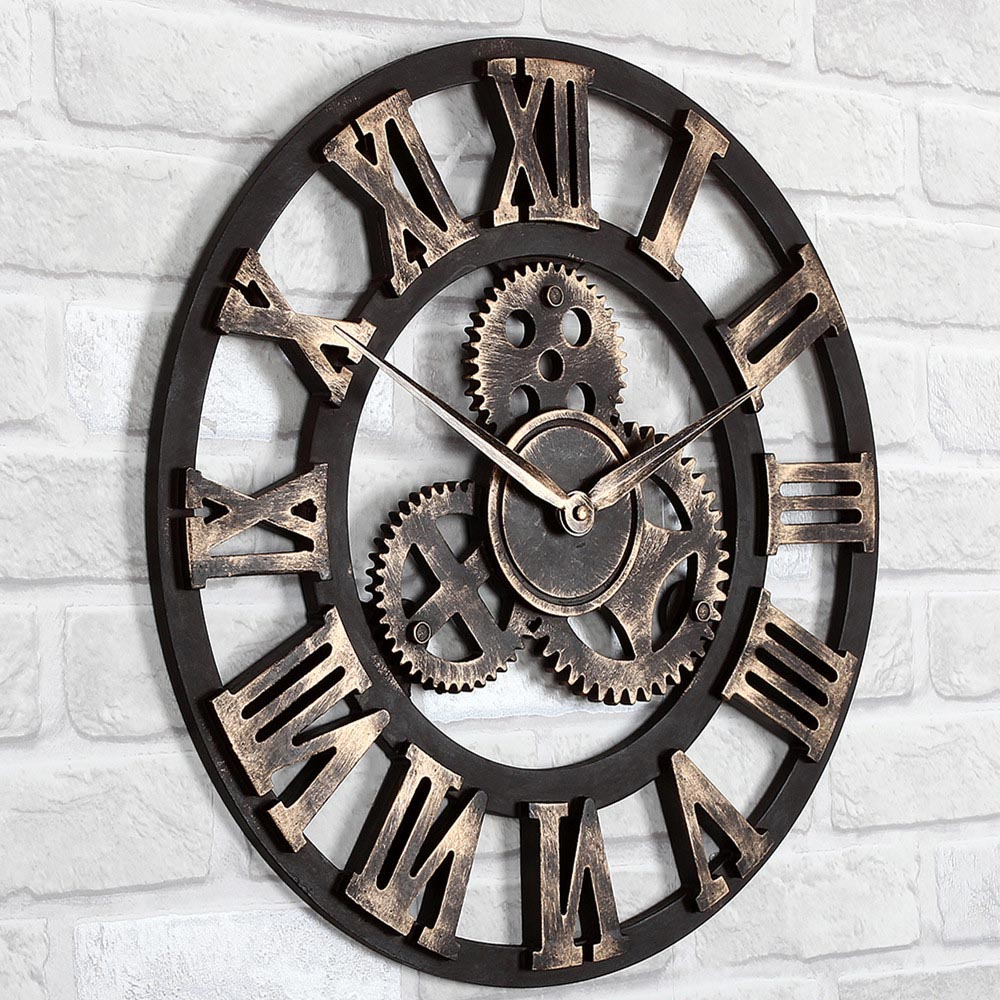 Big Decorative Wall Clocks