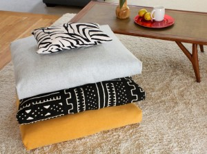 Big Floor Pillow Tutorial
