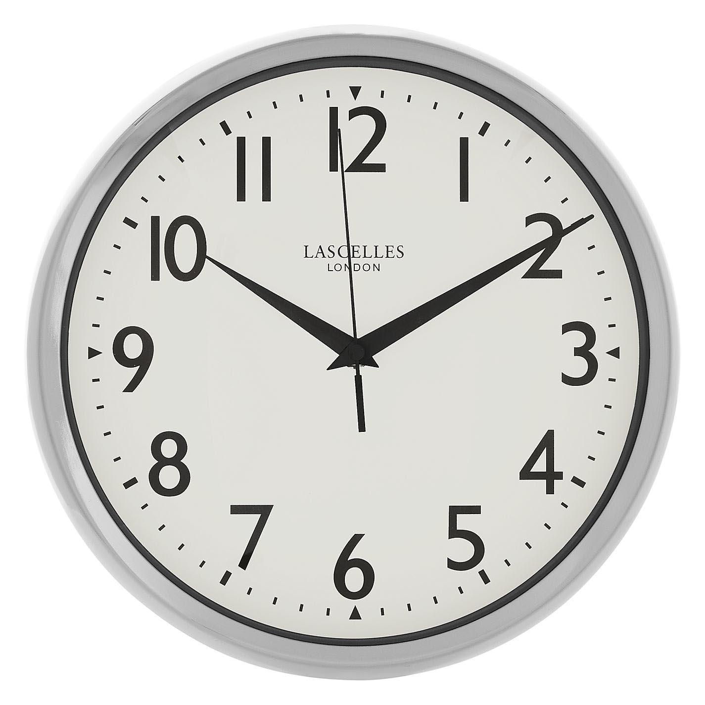 Big Wall Clocks in Modern Interior Best Decor Things