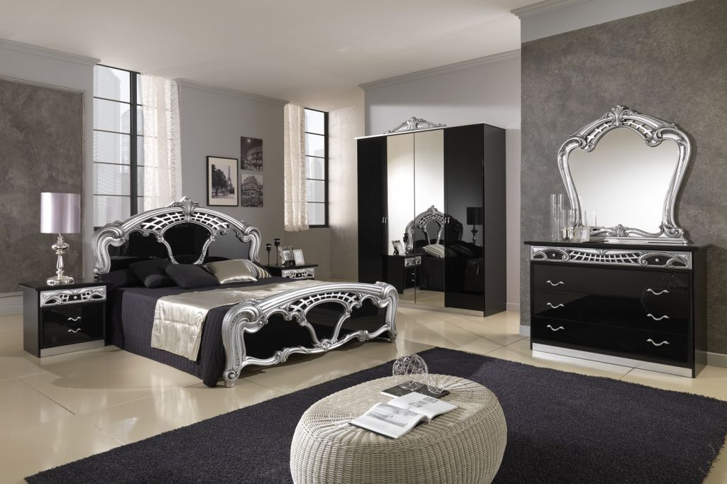 Black Victorian Bedroom Furniture