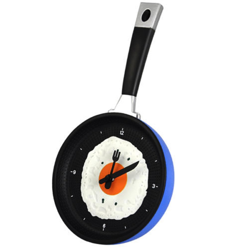 Blue Kitchen Wall Clocks