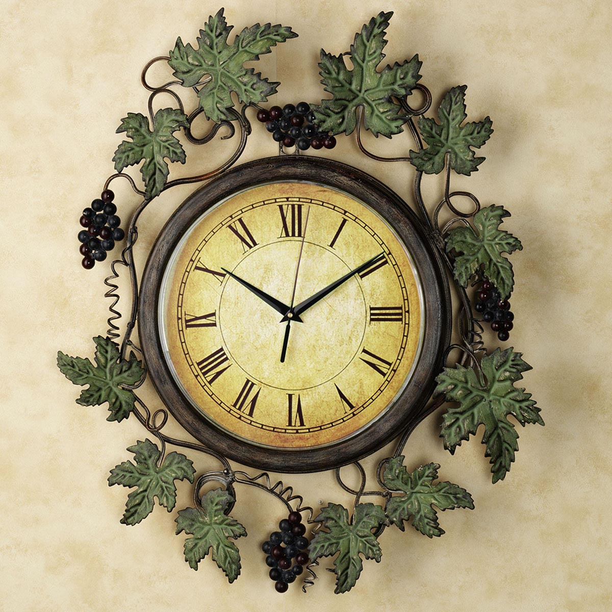 Clocks For Kitchen Wall Best Decor Things