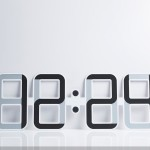 Cool kitchen wall clocks best decor things Cool digital wall clock