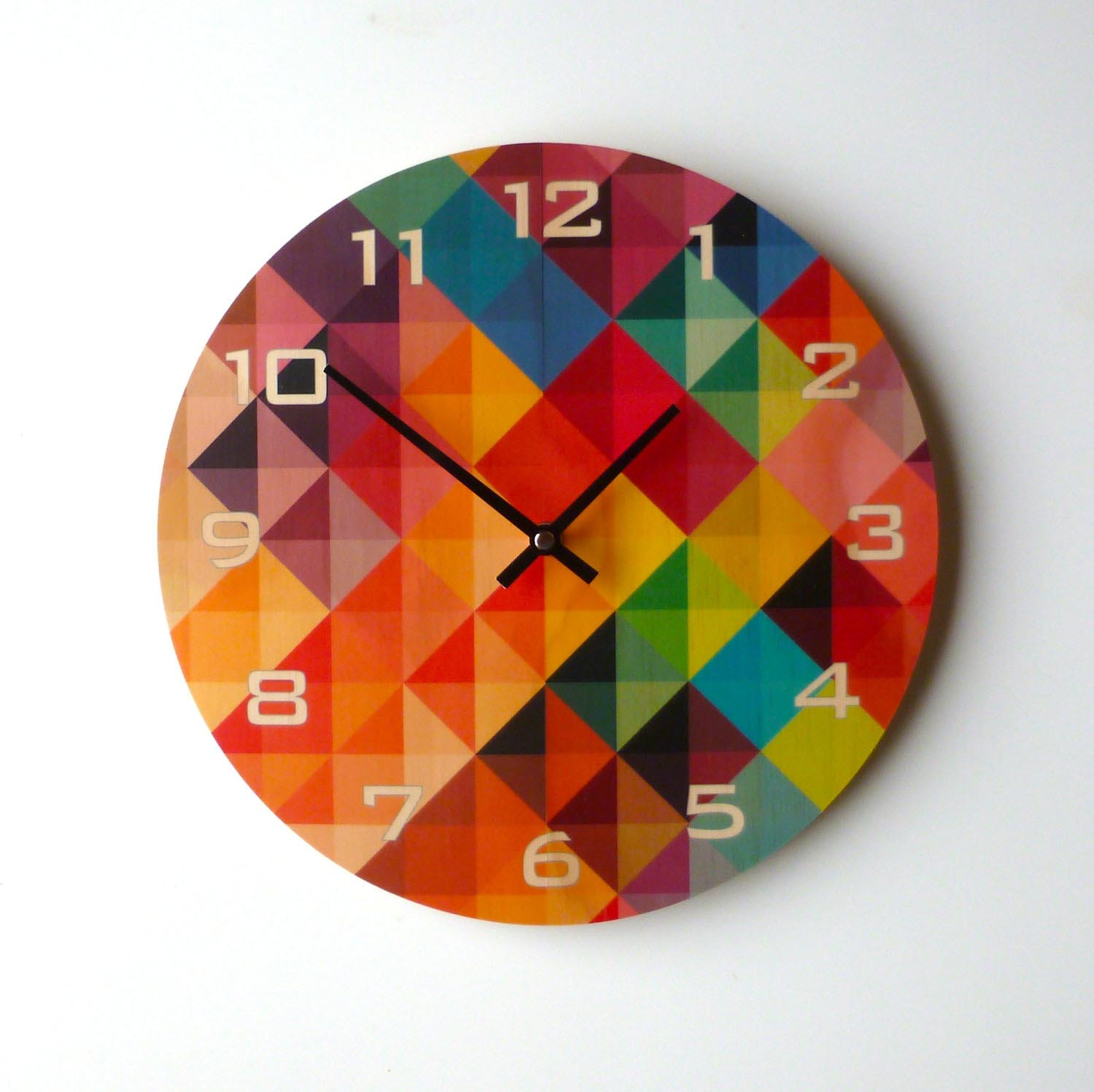 Cool Modern Wall Clocks Best Decor Things