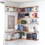 Corner Shelves for Wall