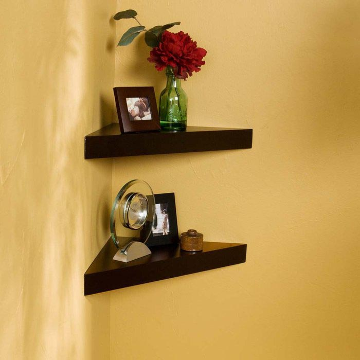 Corner Shelves Wall Mount