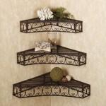 Decorative Corner Wall Shelves