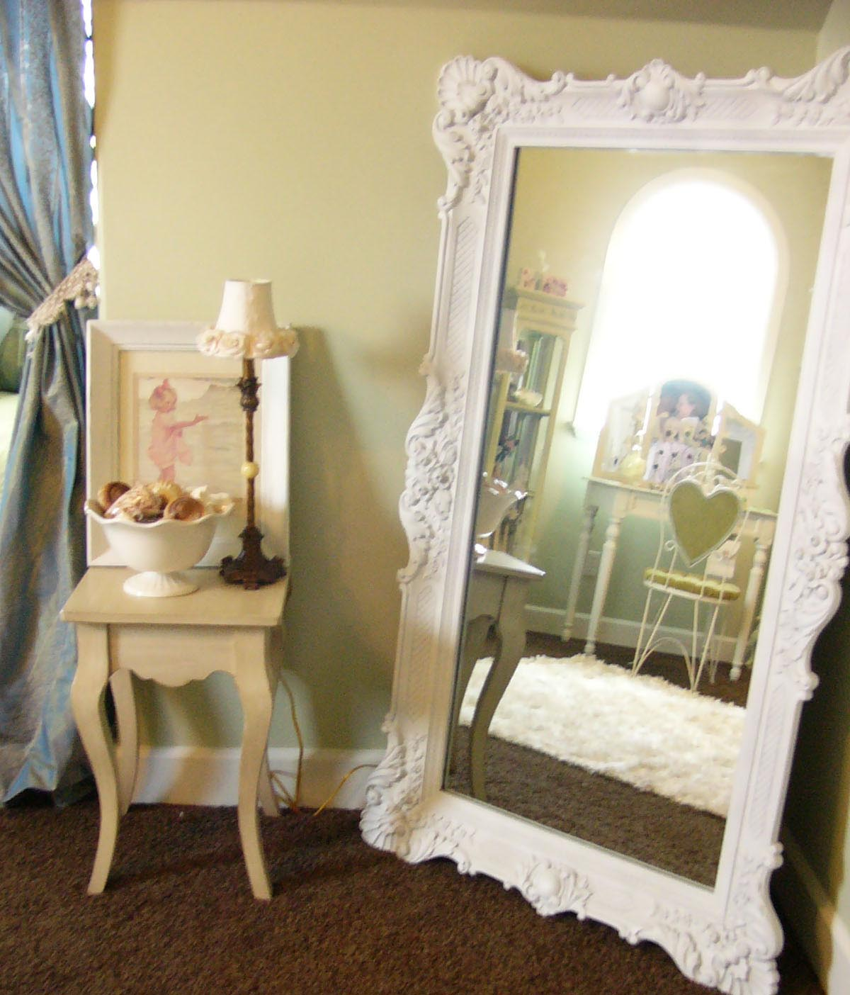 Decorative Floor Length Mirrors
