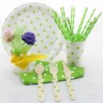 Decorative Paper Plates in Bulk