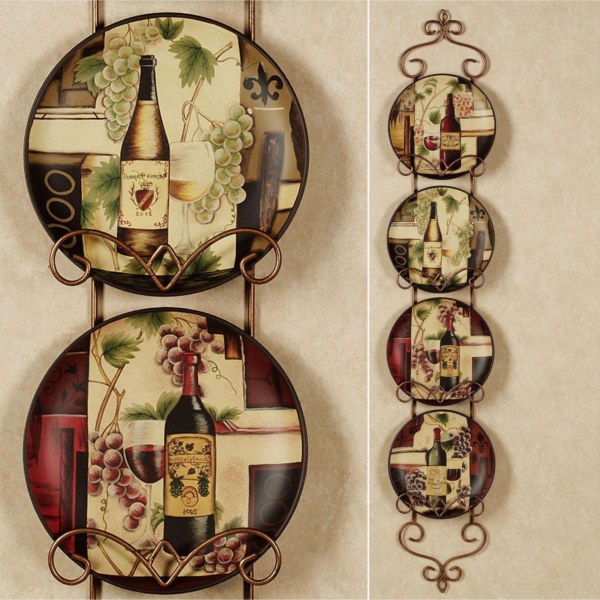 Decorative Plates For Kitchen Wall | Best Decor Things