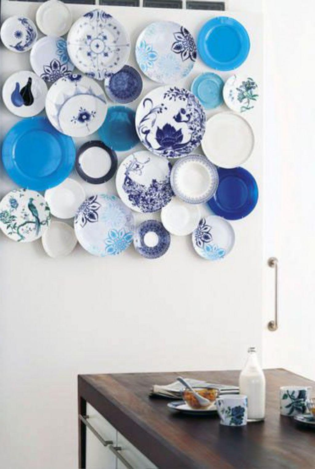 Decorative Plates for the Wall