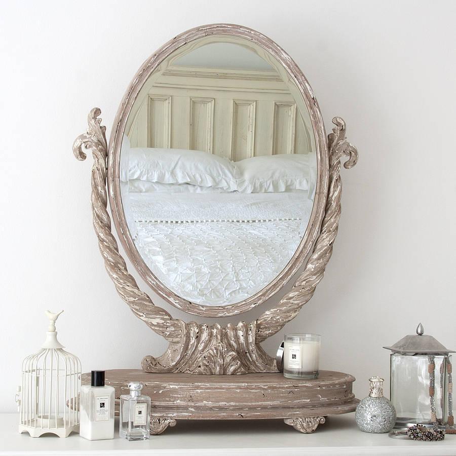 Decorative Table Mirrors