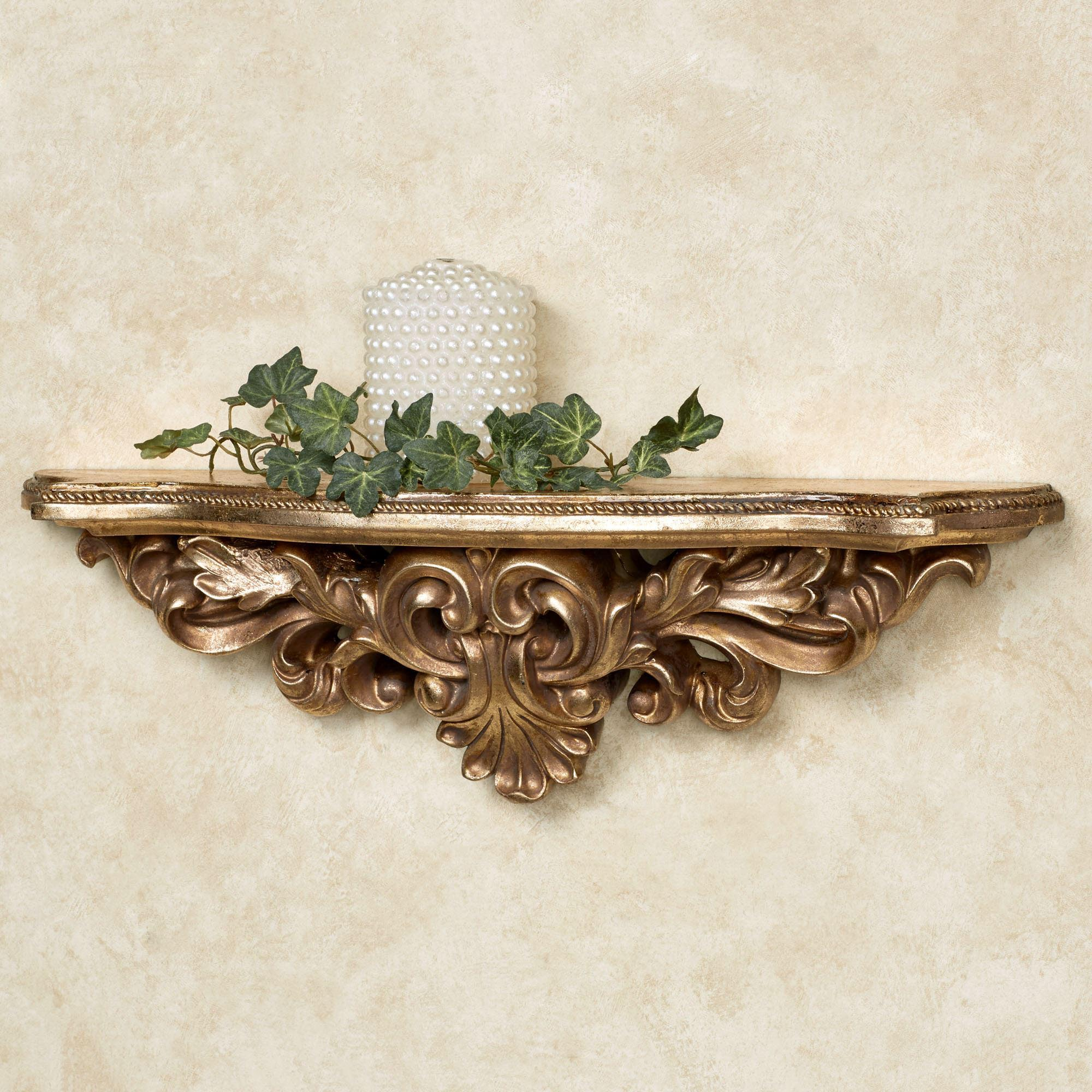 Decorative Wall Sconces Shelves
