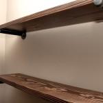 Deep Floating Wall Shelves