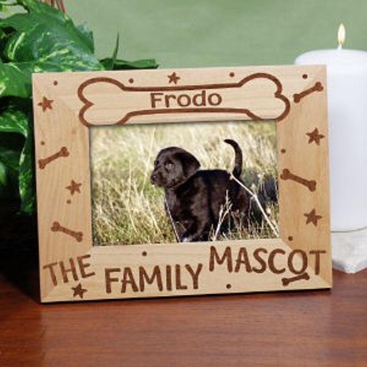 Dog Photo Frames Personalized