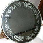 Etched Mirrors Designs