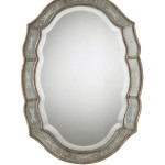 Etched Wall Mirrors Decorative