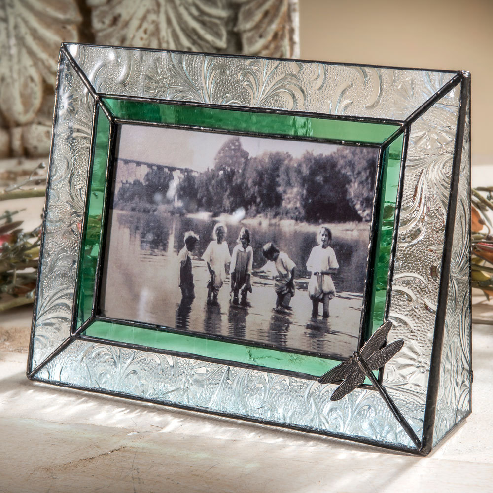 Floating Glass Picture Frames
