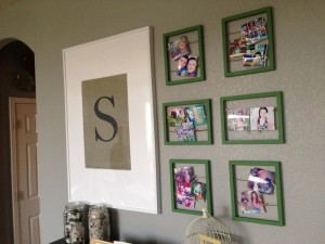 Floating Picture Frames IKEA