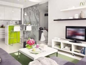 Furniture for a Studio Apartment