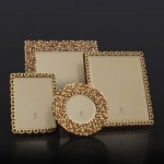 Gold 4x6 Picture Frames