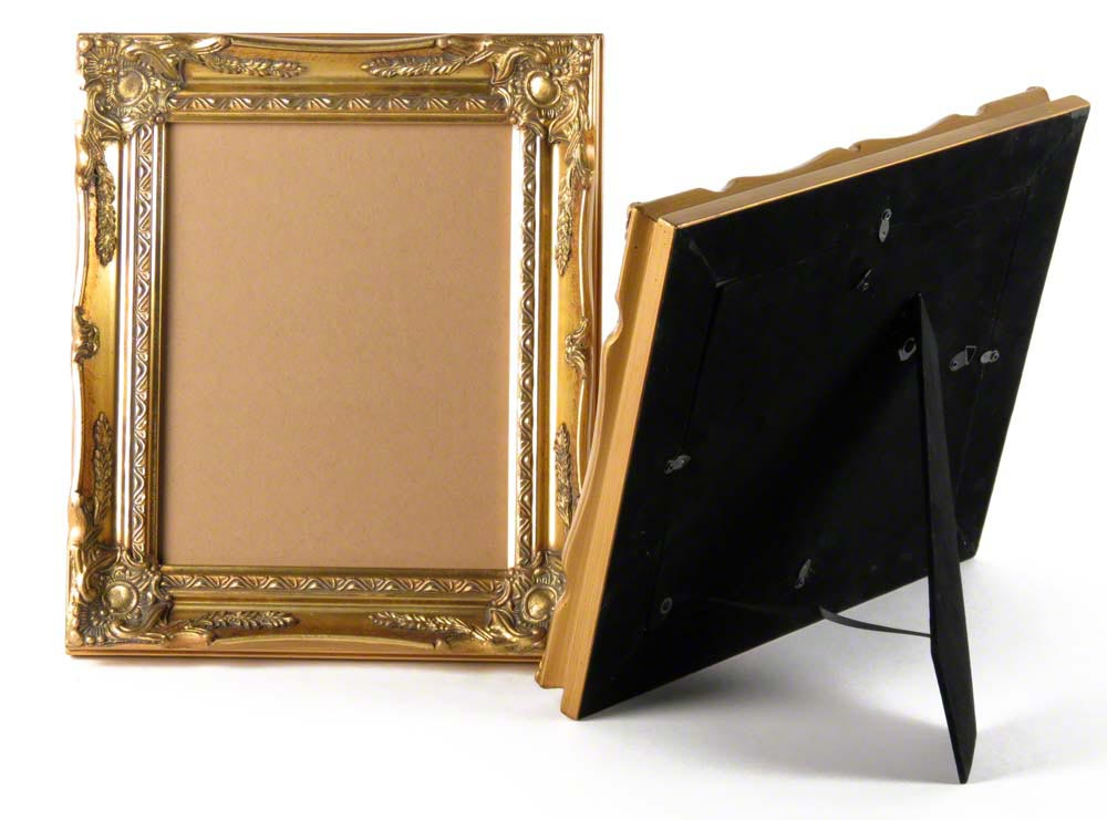 Gold 8x10 Picture Frames