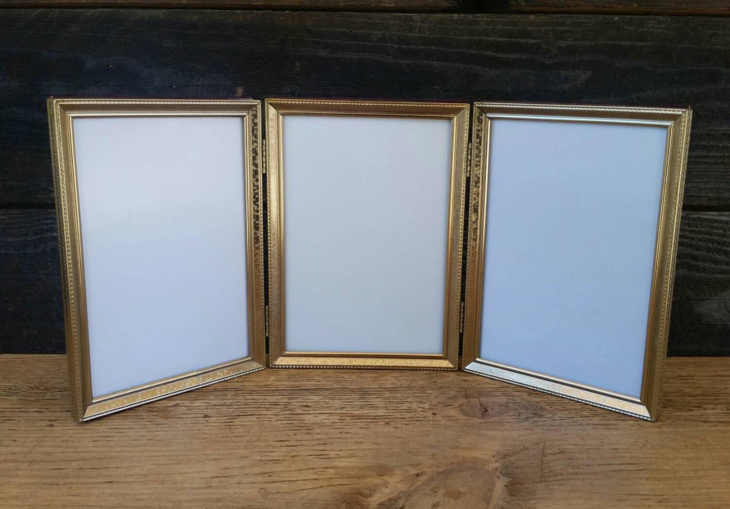 Gold Picture Frames 5x7