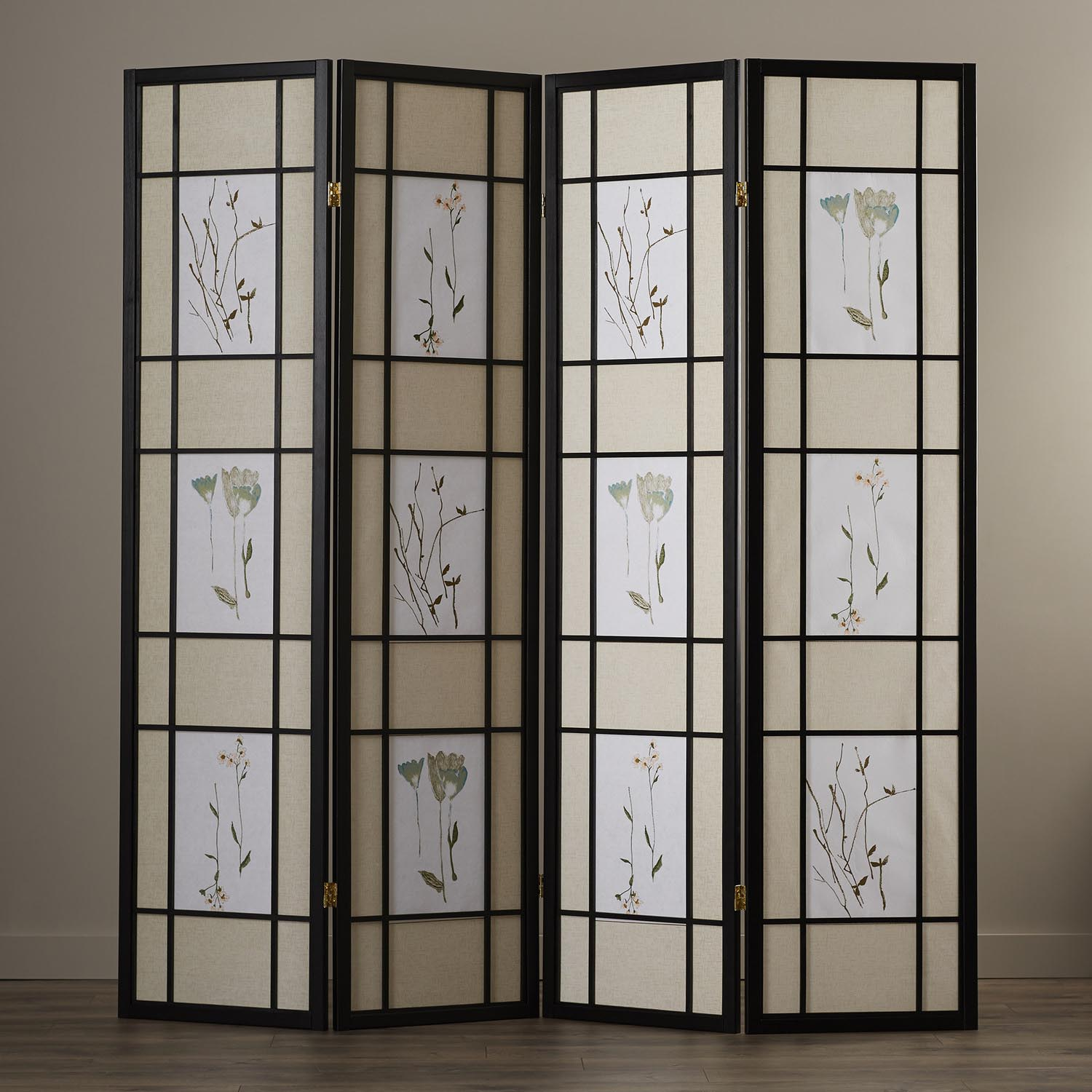 Hanging Fabric Room Dividers