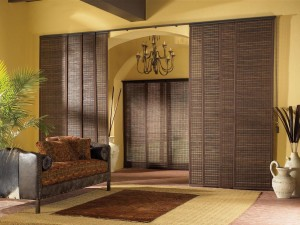 Hanging Glass Room Dividers