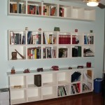 Hanging Wall Shelves for Books