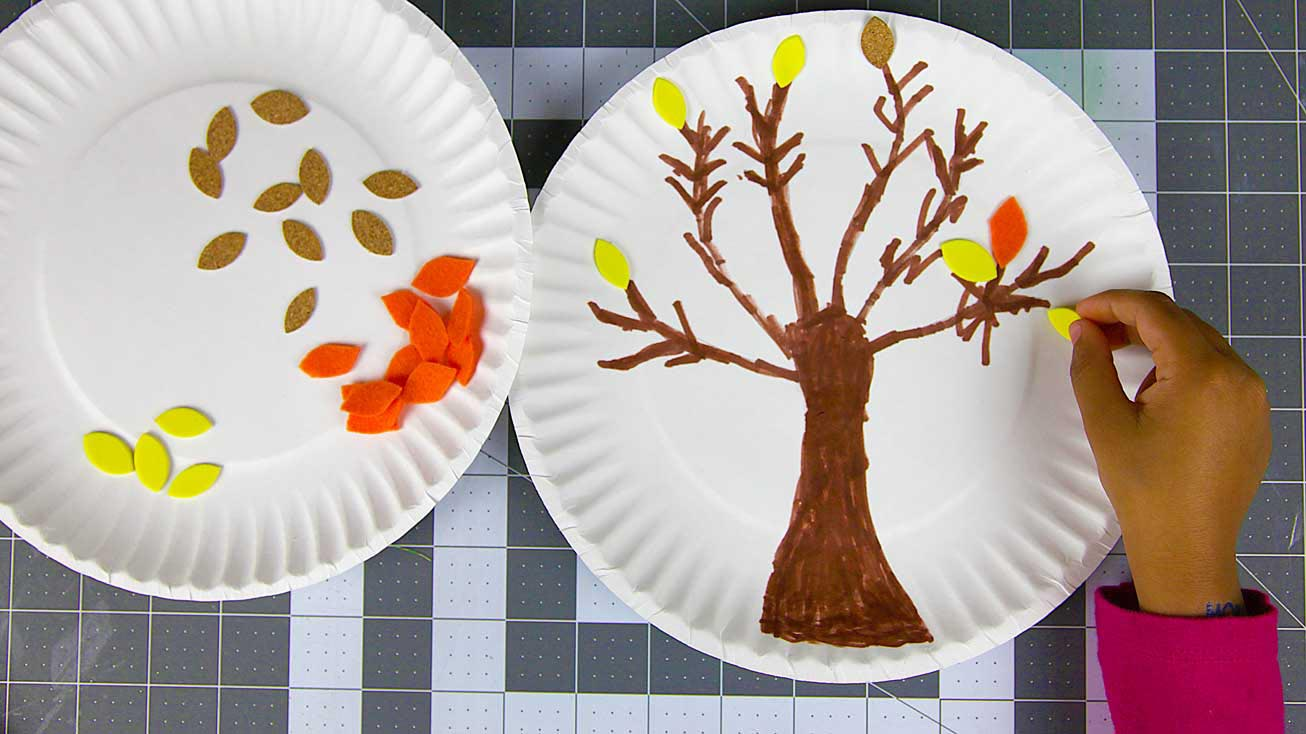 Heavy Decorative Paper Plates