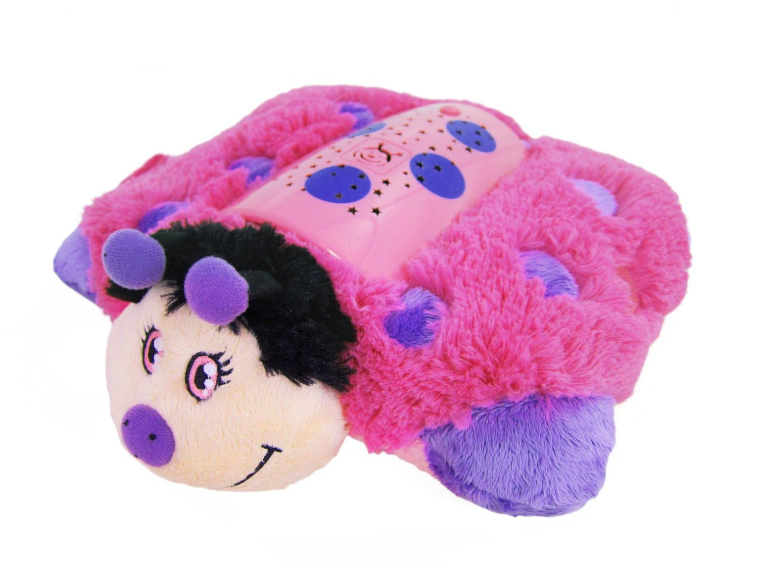 Hot Pink Pillow Pet