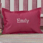 Hot Pink Pillow Shams