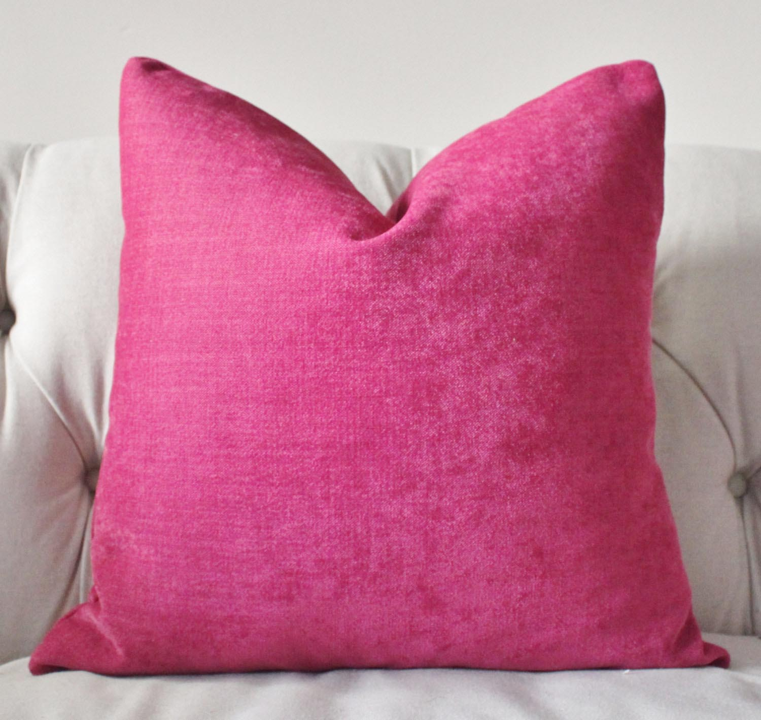 Hot Pink Pillows Cheap