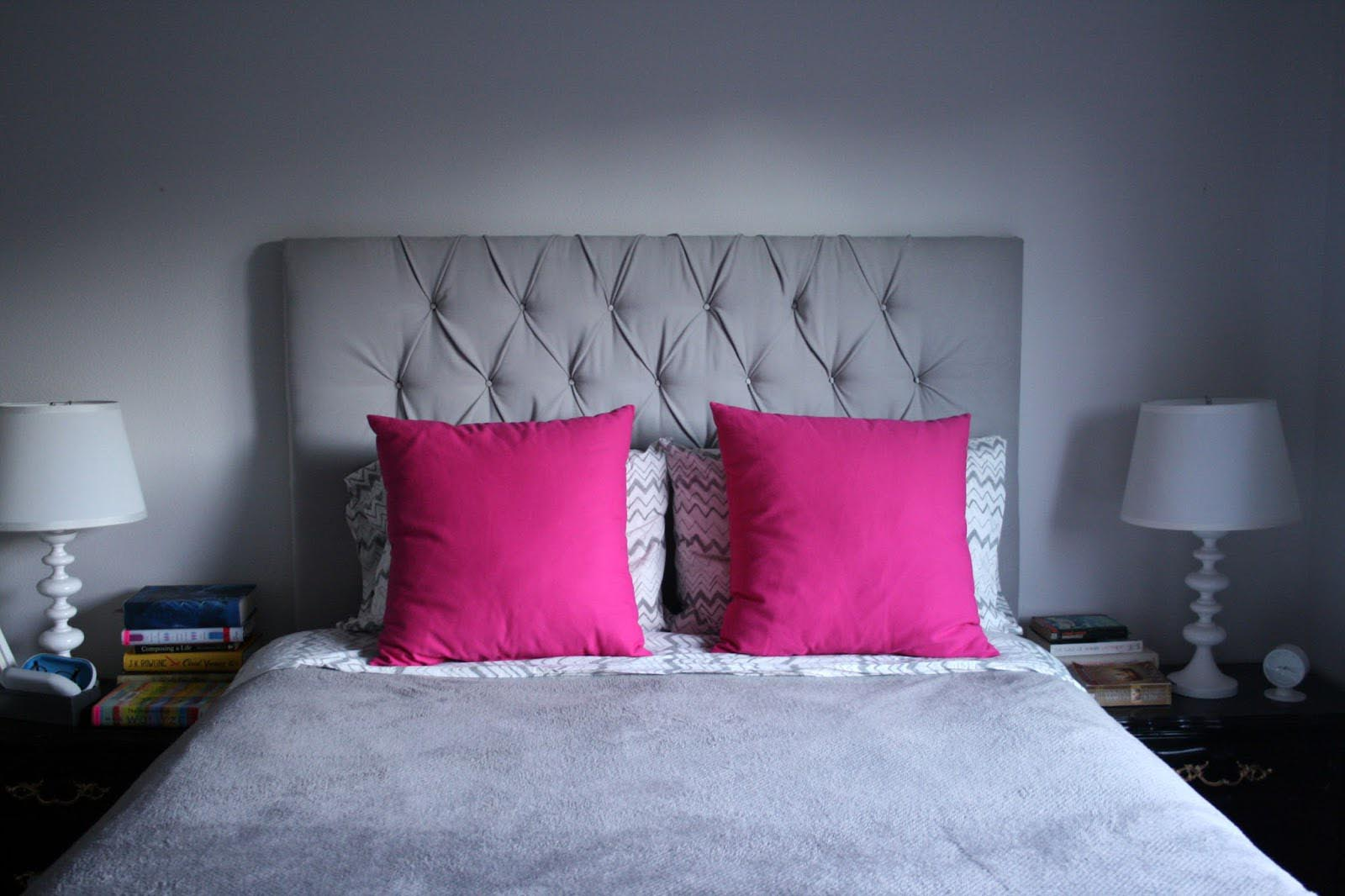 hot pink throw pillows best decor things. Black Bedroom Furniture Sets. Home Design Ideas