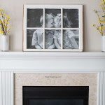How to Make Floating Picture Frames