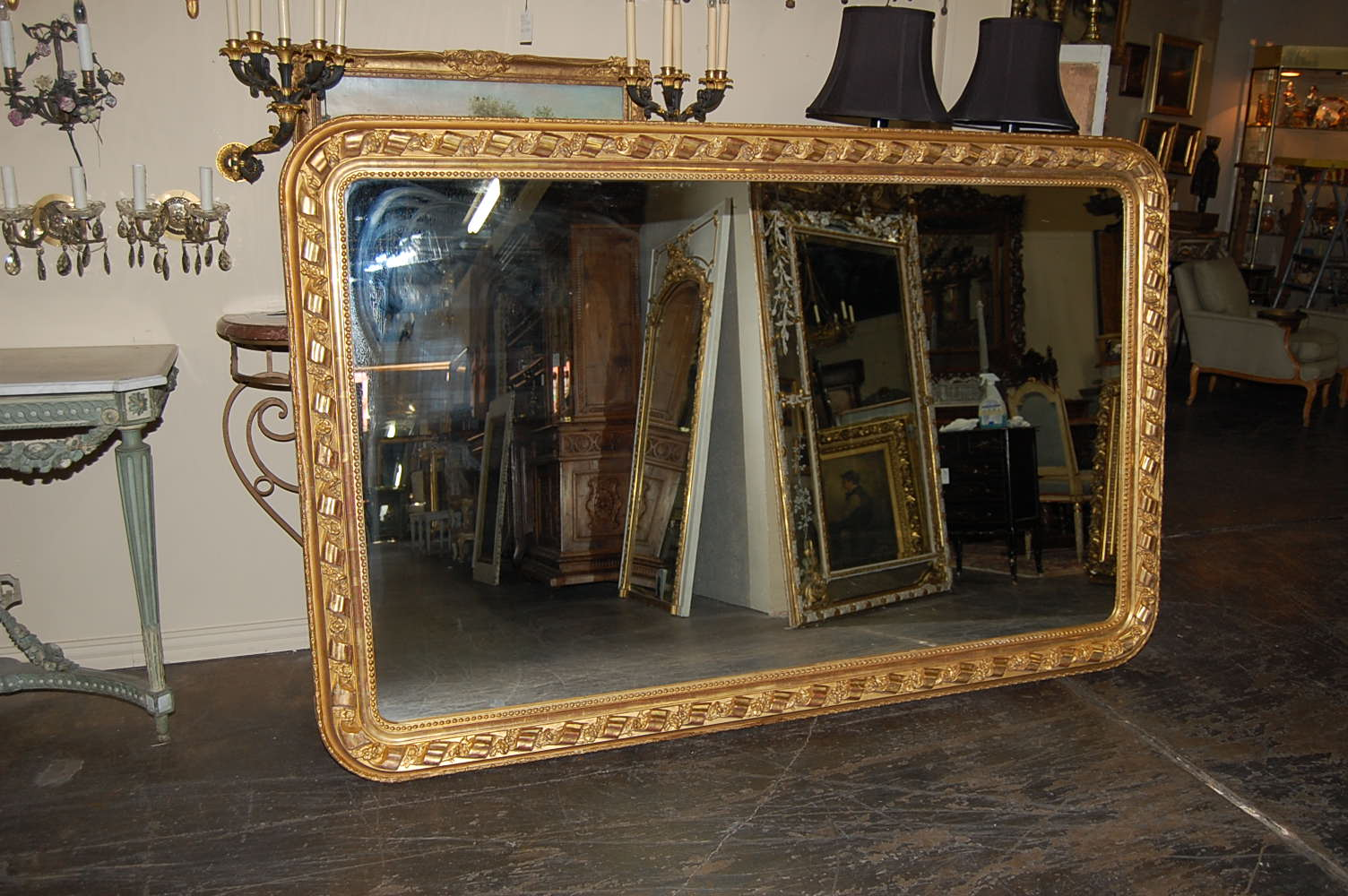 Large mirror cheap cheap oversized wall mirrors bathroom for Affordable large mirrors