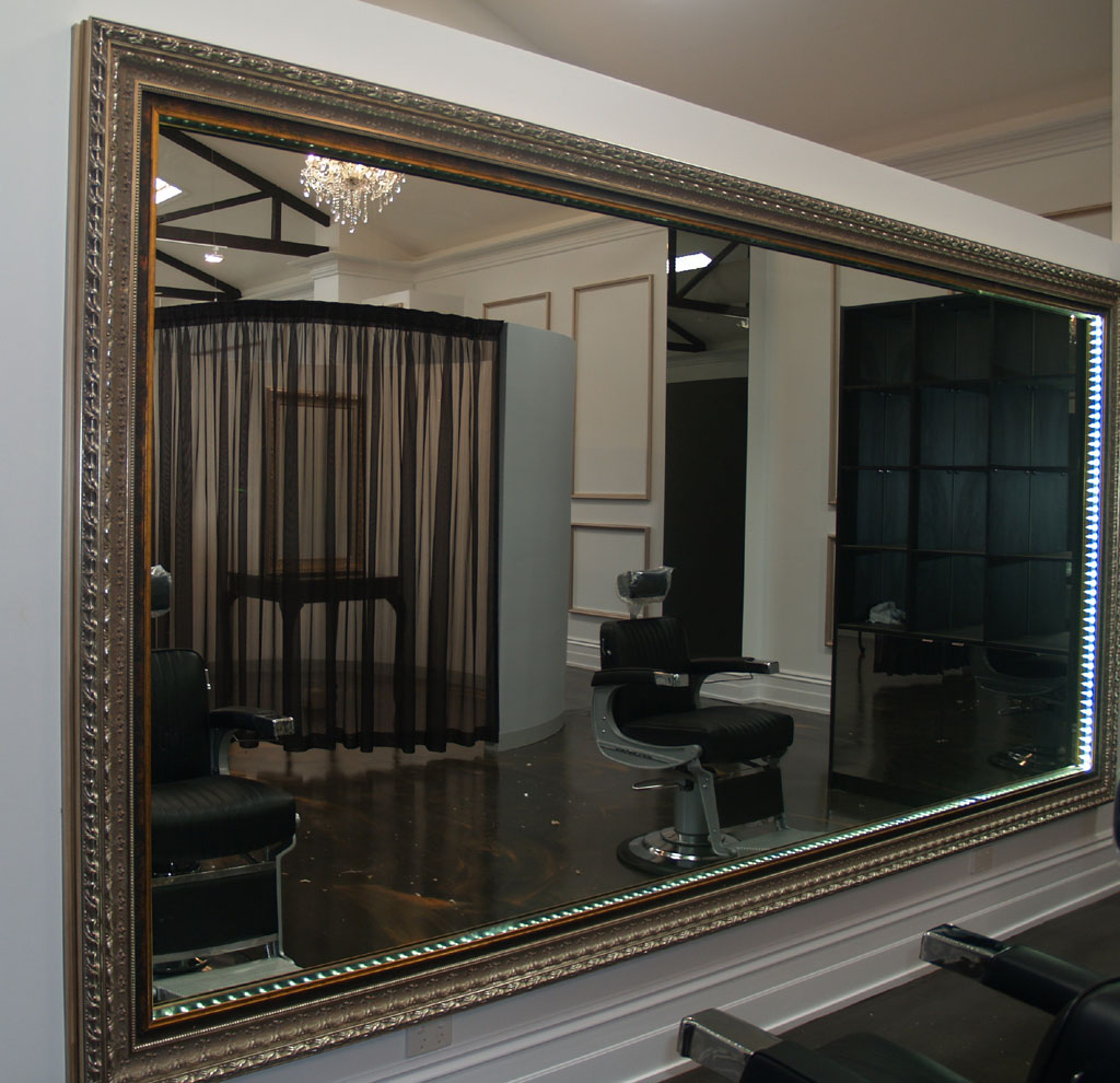 Huge Mirrors for Cheap