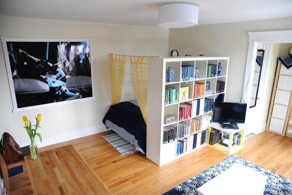 IKEA Expedit Wall Divider
