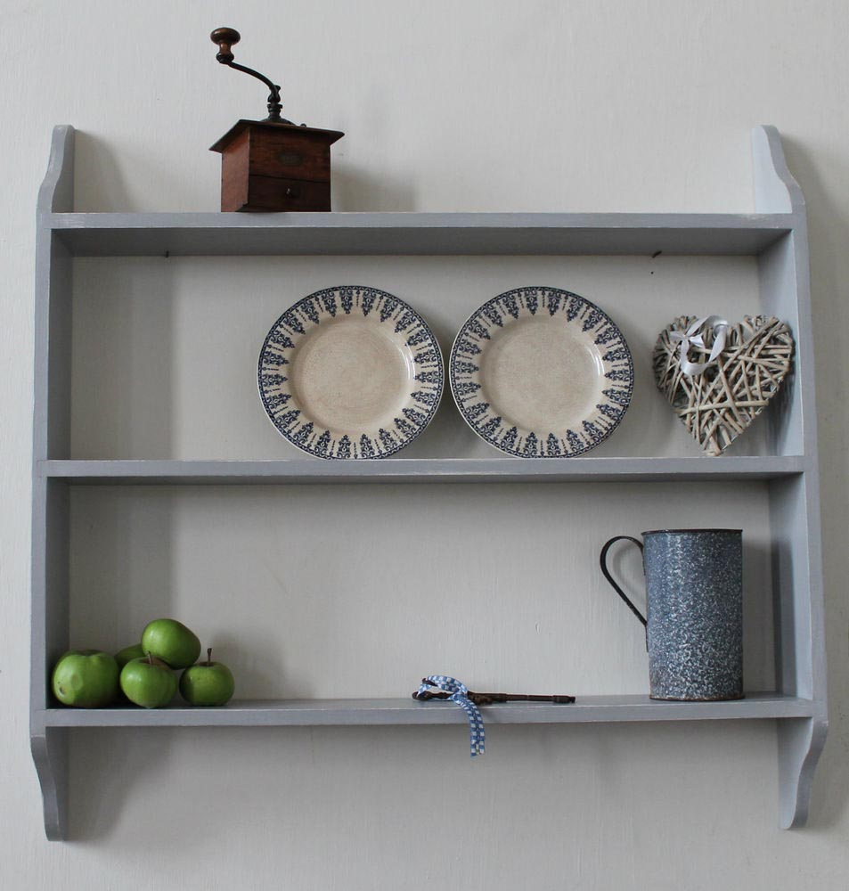 Kitchen Wall Shelves Wooden