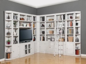 Large Corner Wall Shelves
