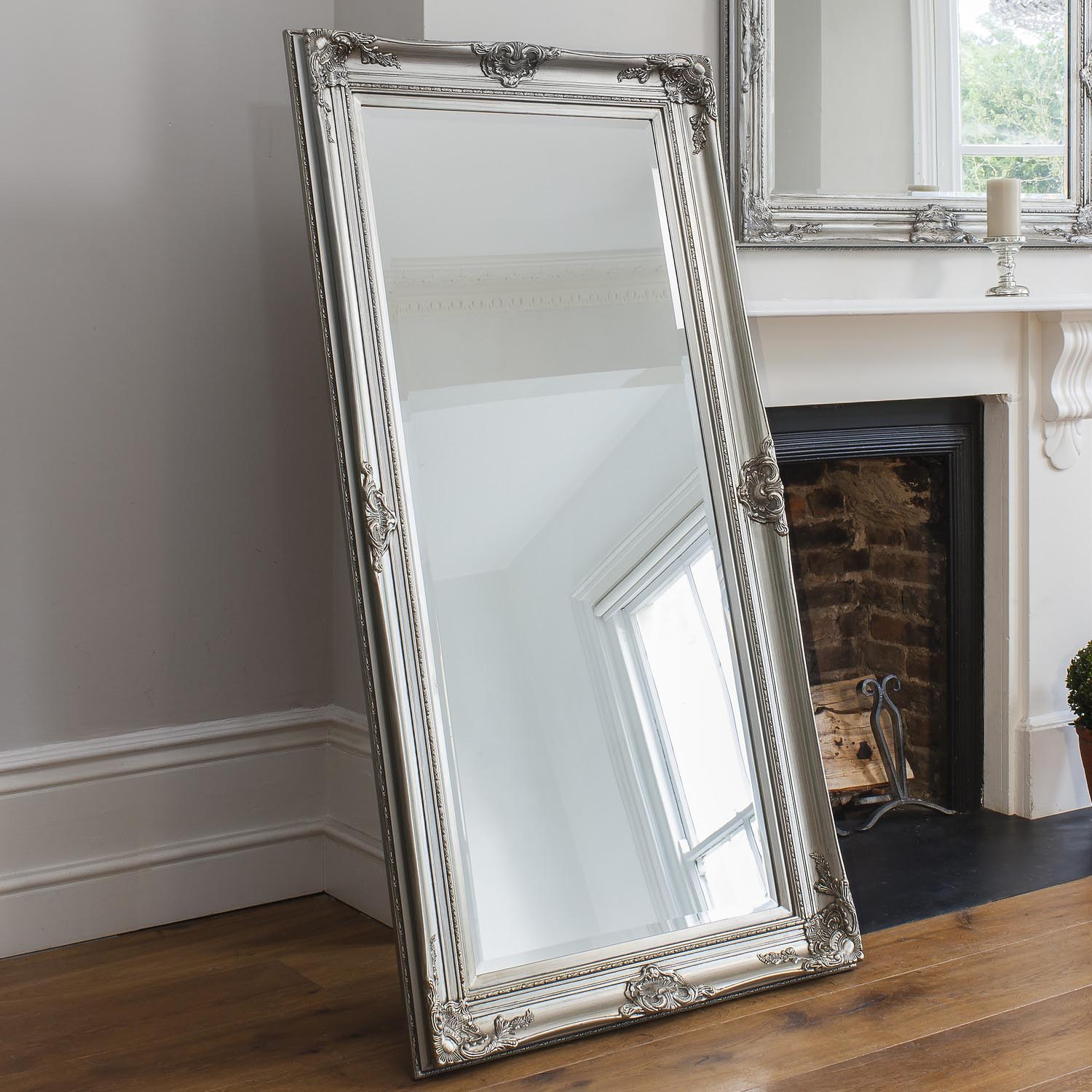 Large floor standing mirrors cheap best decor things for Affordable large mirrors