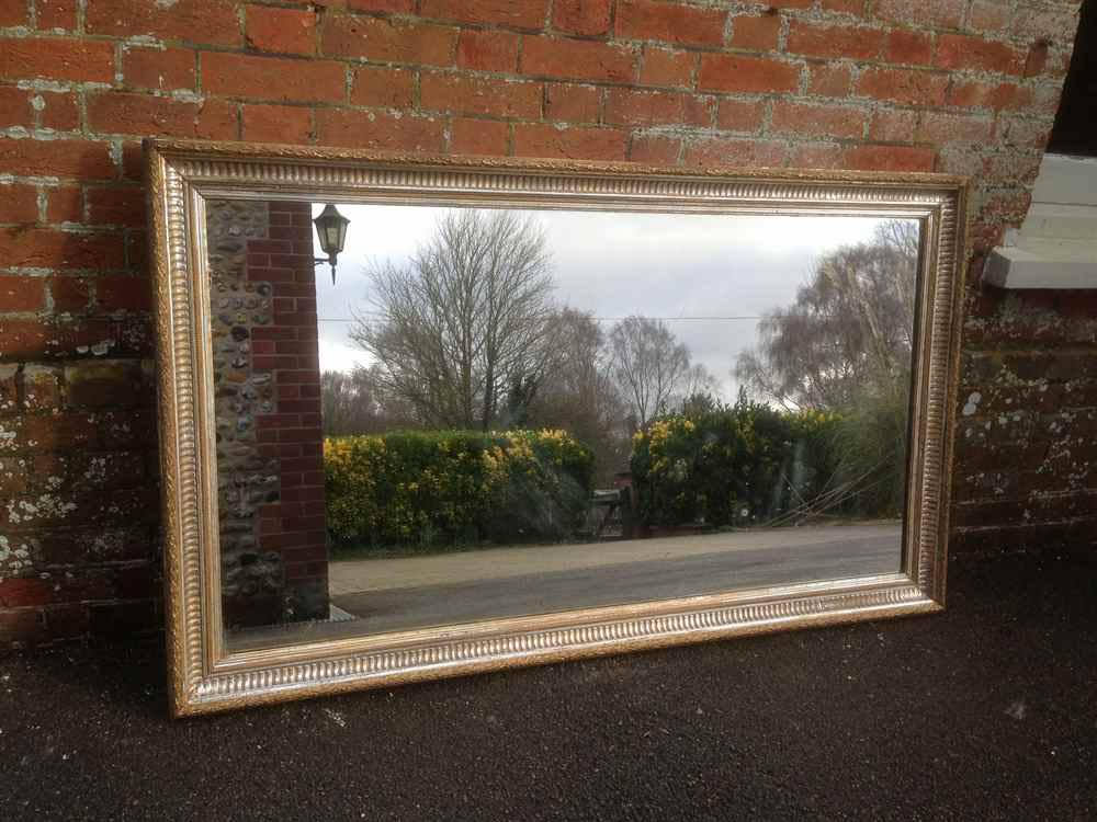 Large Framed Floor Mirrors