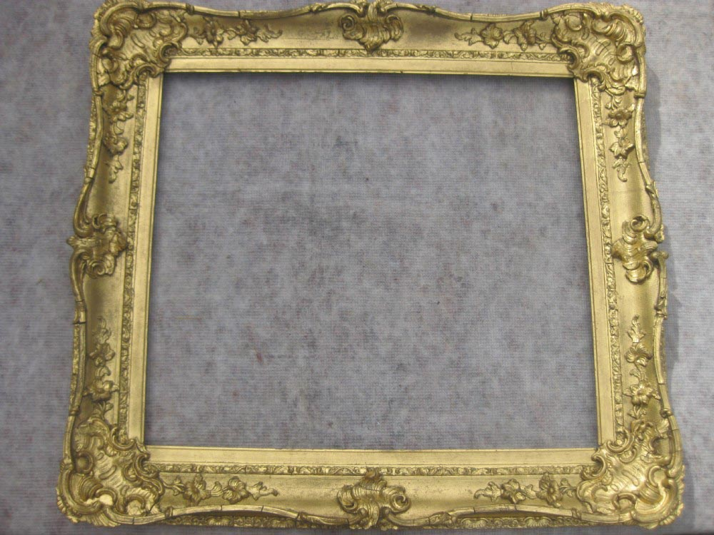 Large Gold Picture Frames