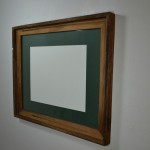 Large Matted Picture Frames